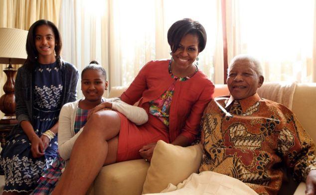 Mandela, Jusuf Kalla dan Batik Indonesia | Jusuf Kalla
