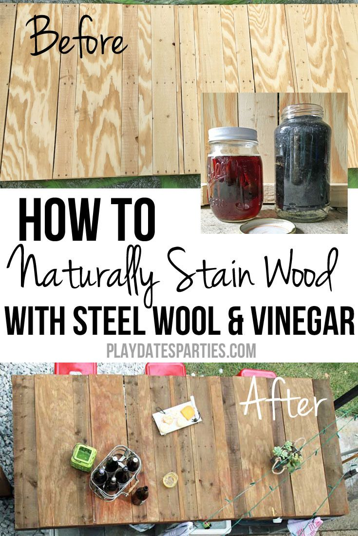 713395e516c7f6e75bde5c465fe50608 how to stain wood steel wool