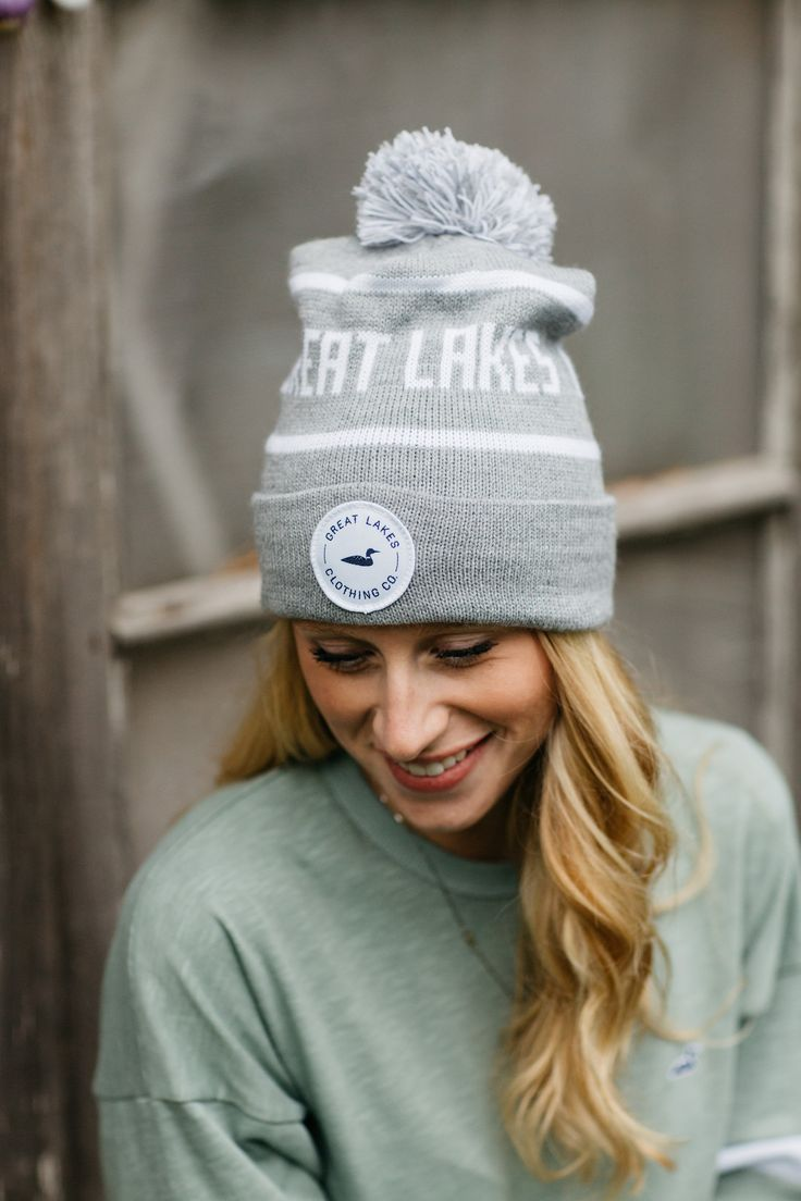 Winter Knit Hat l Great Lakes Clothing