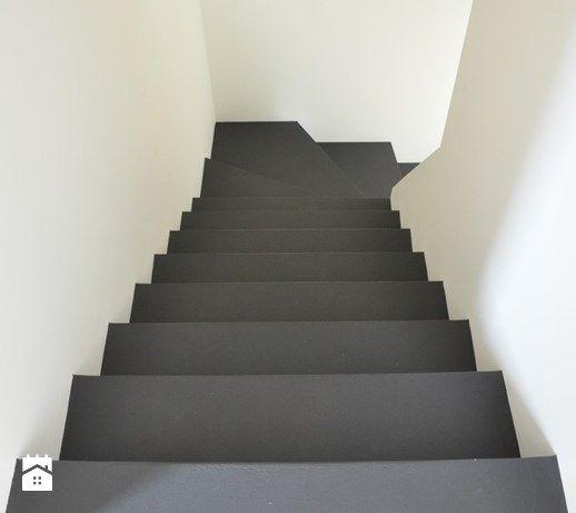 Dom na technicznie - Schody, styl nowoczesny - zdjęcie od AWUU