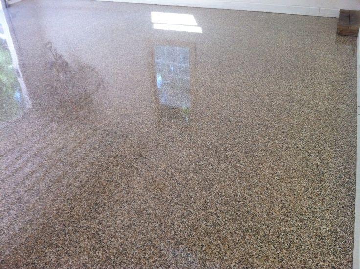51 best missouri decorative concrete contractors images on for How do you clean a garage floor