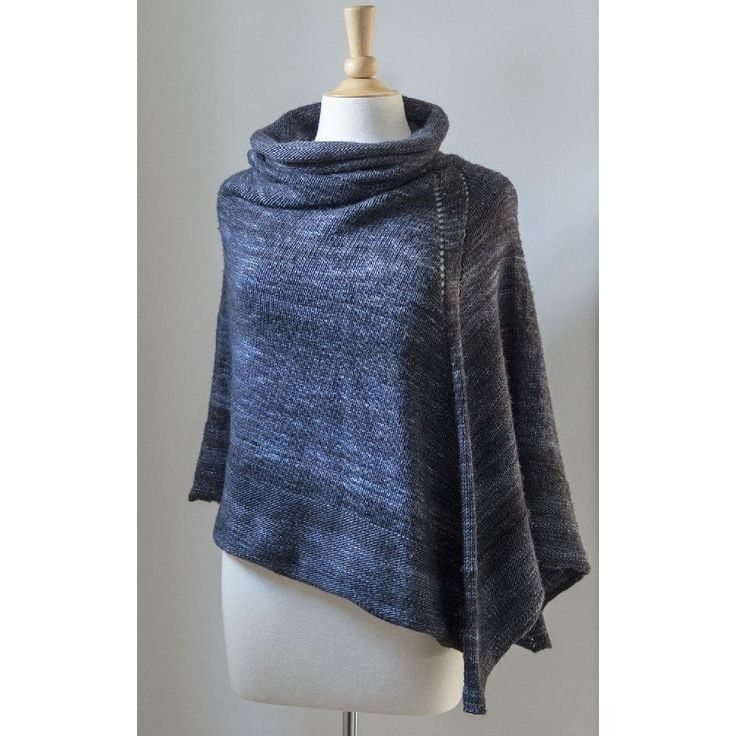 1000+ images about Shawls, wraps and ponchos on Pinterest Ponchos, Alpacas ...