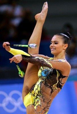 Alina Kabaeva (Russia), Athens 2004, Ribbon, Rhythmic Gymnastics