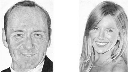 Easier Way To Drawing Pencil Portraits? | www.drawing-made-easy.com | #pencil #portraits