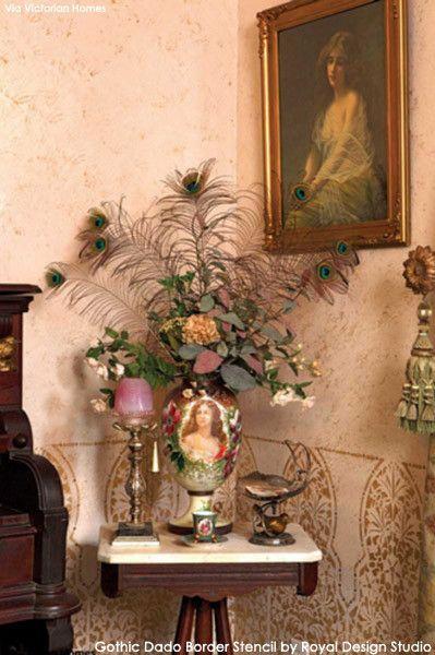 278 Best Victorian Interiors Images On Pinterest