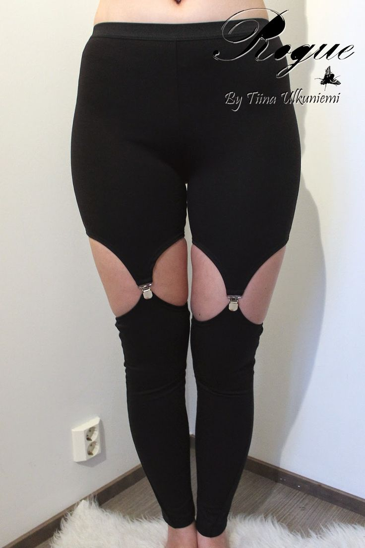 Rogue by Tiina Ulkuniemi: Leggings workshop