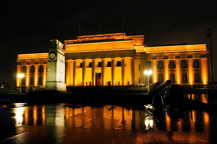 眺めも良く見ごたえも◎オークランド博物館 のびのびと羽を伸ばそう!ニュージーランド・オークランドで行っておきたい観光スポット5選