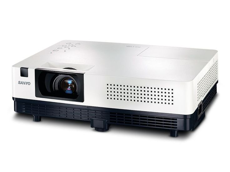 Sanyo plc xk3010 review audio projectors and portable for Portable pocket projector reviews
