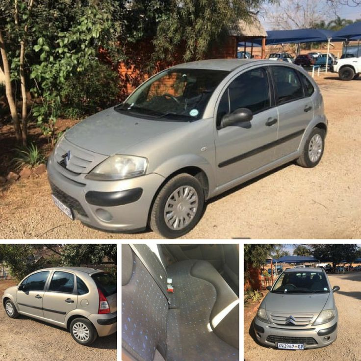 http://autocenturion.co.za/our-cars/ 2007 Citroen C3 1.4i Furio R 59 900 and 192 808 Km Estimated Installment: R 1 310 pm Approved customers only. Deposit: 10%. Contact Basie Steyn 061 521 7122 OR 012 660 1097