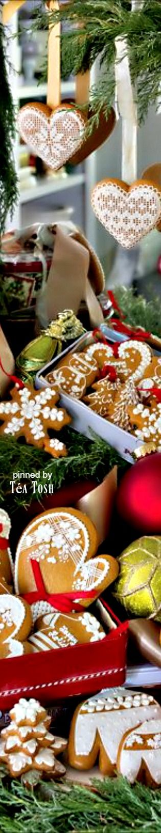 ❇Téa Tosh❇ The Special Holiday Issue
