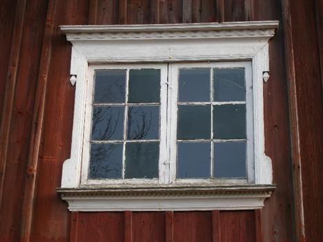 Många fönster ursprungliga.1 - Gård och Torp
