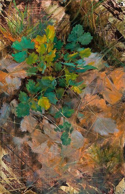 ILKKA LAMMI Spring Green (1998)