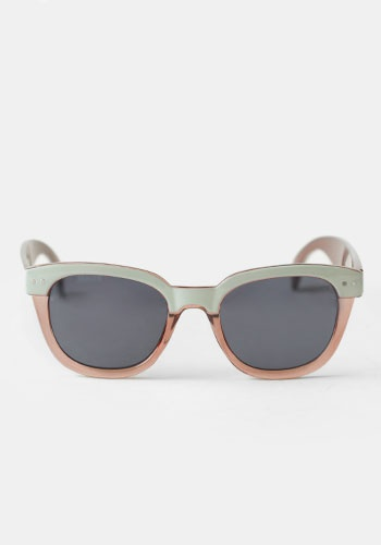 Mint & Rose Gold Shades