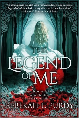 The Legend of Me by Rebekah L. Purdy -On sale 2014 by Entangled: Teen -Sixteen-year-old Brielle has grown up hearing tales of a beast that kills humans, leaving behind only a scattering of bones and limbs. Or so the village elders say. She thinks it's just their way of keeping children in line, though it doesn't explain her grisly premonitions of blood, claws, and severed heads.