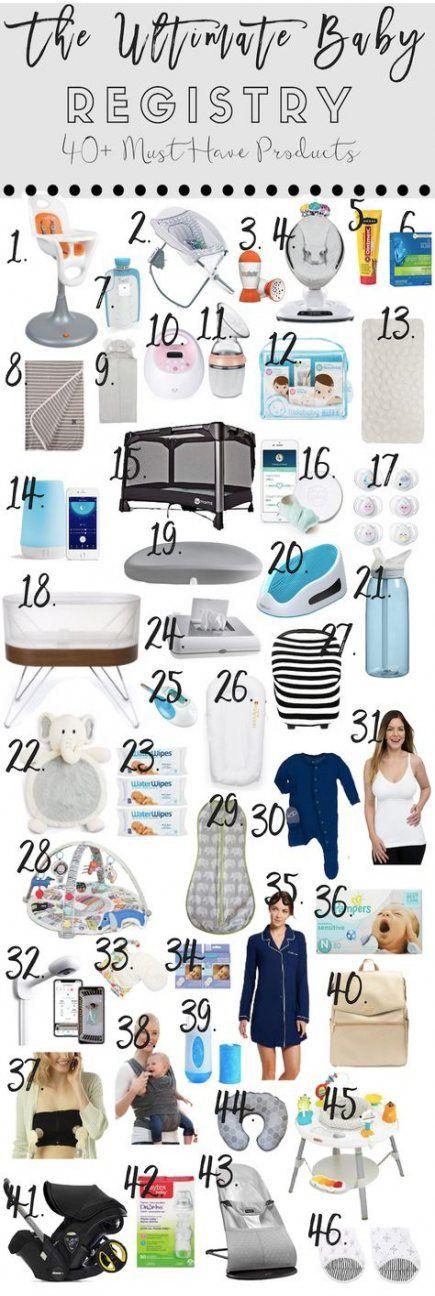 29+ best ideas baby registry items nurseries | Baby ...