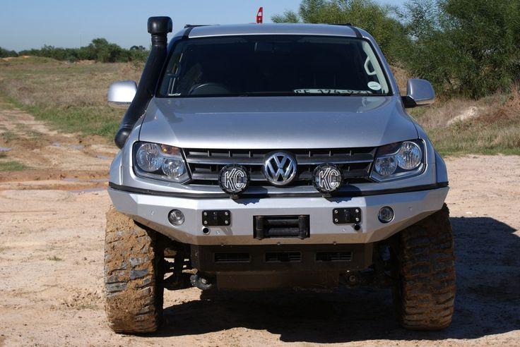 Touareg Seikel Dakar suspension - Google Search