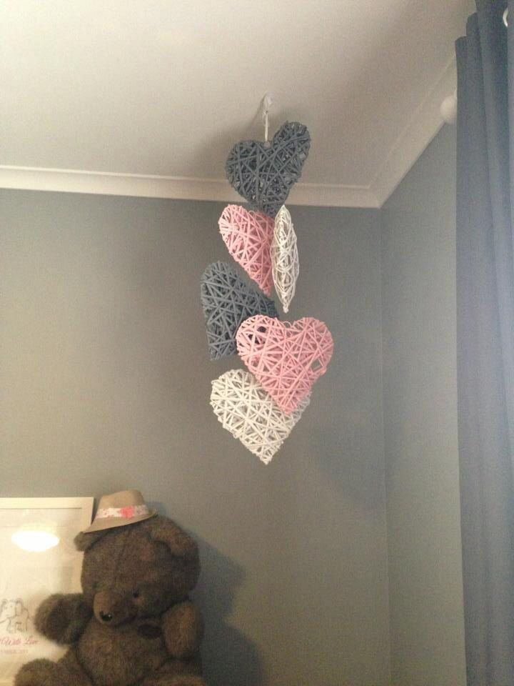 So making these this week... Kmart have hearts $4 each.