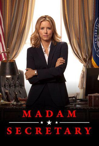 Watch Madam Secretary Streaming Online