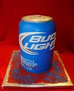 How to Make Bud Light Beer Can Cake - Bing Images