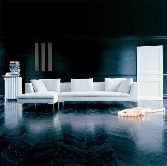 The Charles Sofa from B&B Italia | Apartment Therapy