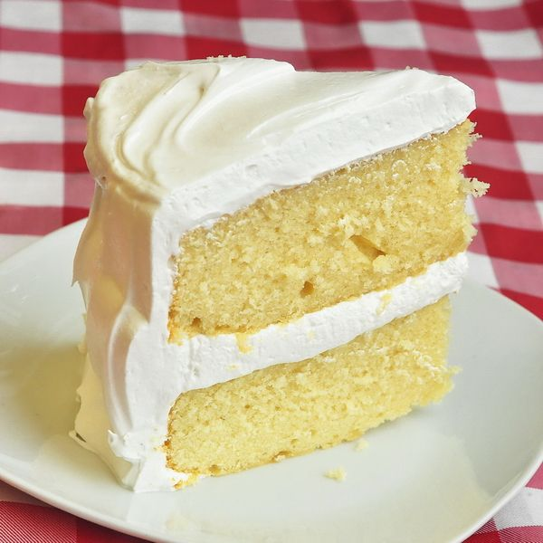 The Best Vanilla Cake - the recipe every baker searches for; a moist, tender, buttery, homemade vanilla cake that's very deserving of it's position on our TOP TEN celebration cakes list.