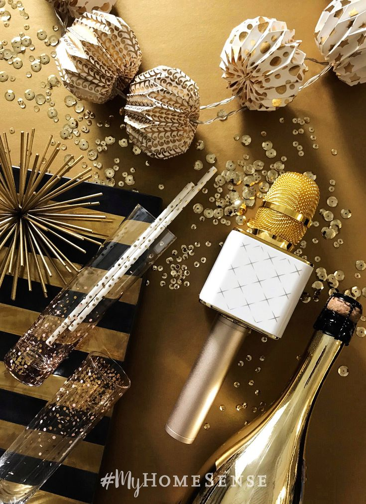 Greet 2018 in style with #MyHomeSense. Pick up some ballin' entertaining essentials before the ball drops, like cocktail shakers for $9.99! Find a HomeSense near you now on our Store Locator.