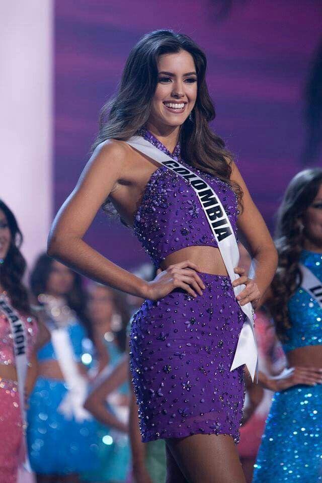 Paulina Vega entre las 15 finalistas.