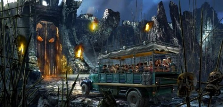Skull Island: Reign of King Kong