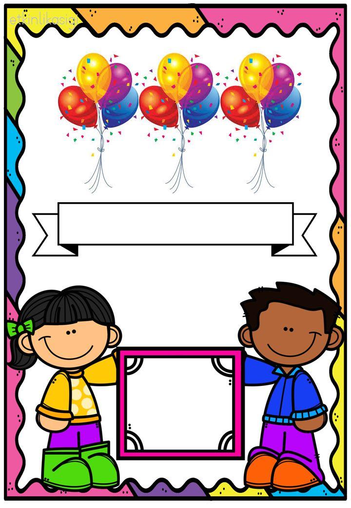 uçan balonlar sınıfı karne süsü