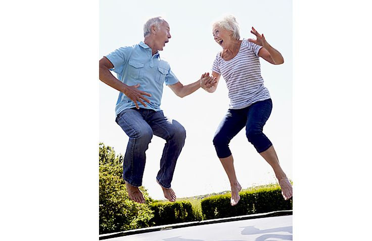 Rebounding on Small Trampoline for Better Health. Many people, both men and women, practice rebounding exercises because of several good reasons.