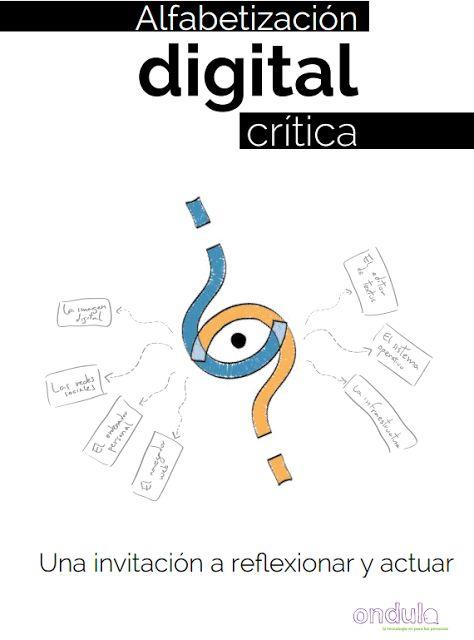 Crea y aprende con Laura: Ondula. Guía de Alfabetización Digital Crítica