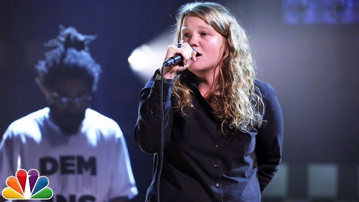 Kate Tempest performs Europe Is Lost for the Tonight Show audience. http://bit.ly/1nwT...