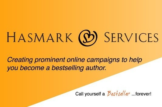 Hasmark Services - Creating prominent online campaigns to help you become a bestselling author!