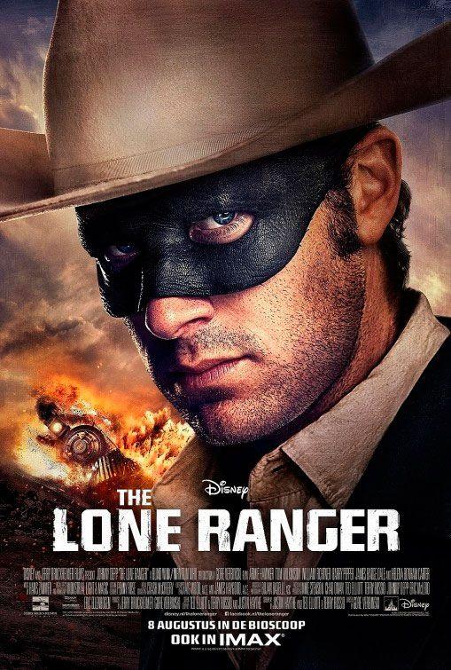 """""""O Cavaleiro Solitário"""" com Johnny Depp ganha novos cartazes  http://cinemabh.com/imagens/o-cavaleiro-solitario-com-johnny-depp-ganha-novos-cartazes"""