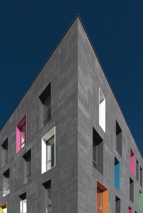 Edificio polifunzionale sant'agostino, Paderno Dugnano, 2010 - humusstudio