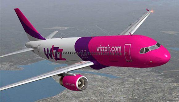 Reducere de 20% la toate zborurile Wizz Air rezervate astăzi