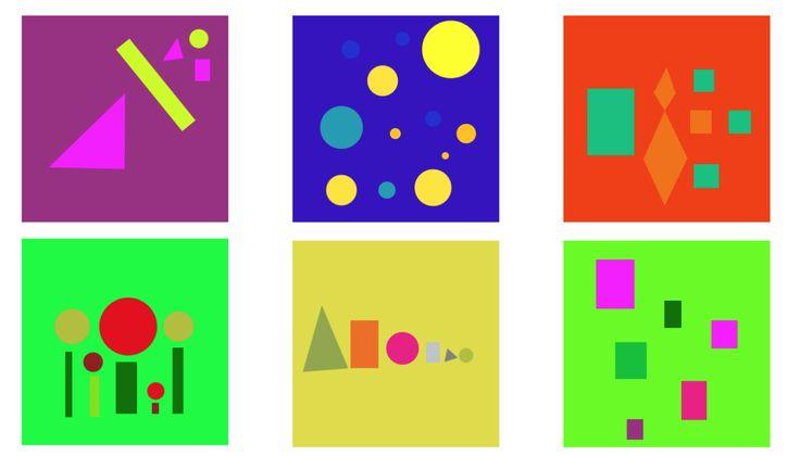 Complementair contrast: De kleuren die tegenover elkaar staan in de kleurencirkel