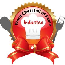 The Word Chef Hall of Fame honors our most enthusiastic tribe members with a spot light post.