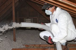 Upgrading Attic Insulation - My Home Science