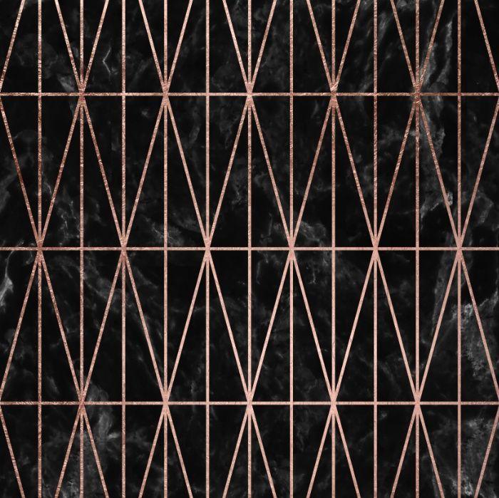 Rose Gold Marble Wallpaper