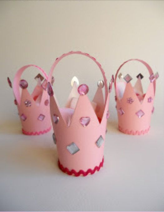princess party favors for baby girl baby shower or birthday party for