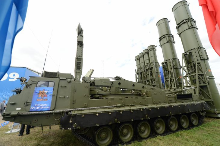 Είναι το Ξανθό Γένος μάγκα!!!Μεταφορά τεχνολογίας  του αντιβαλλιστικού/αντιαεροπορικού  πυραυλικού συστήματος S-300VM καθώς και την εγχώρια ανάπτυξη ενός νέου συστήματος αυτής της κατηγορίας πρότεινε η Ρωσία στην Τουρκία