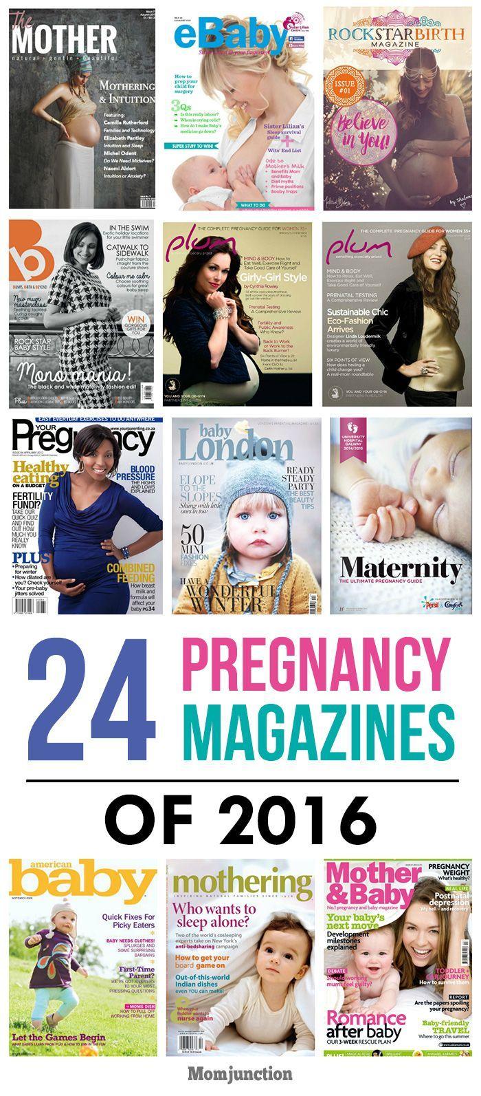 24 Best Pregnancy Magazines Of 2016