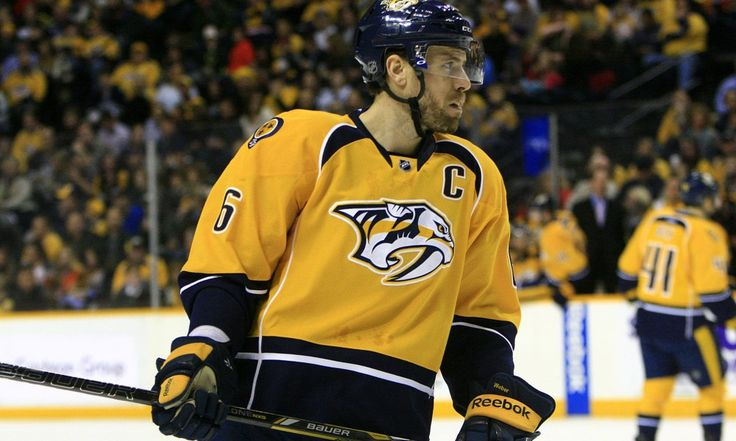 Pros and Cons of Trading Shea Weber - Today's Slapshot  Nashville Predators defenseman Shea Weber has been a topic of discussion as of late. The big-bodied blueliner just turned 30 and players tend to trend downwards after reaching that age.....