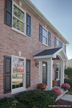Best Portico Images On Pinterest Front Entry Front Doors And - Colonial portico front entrance