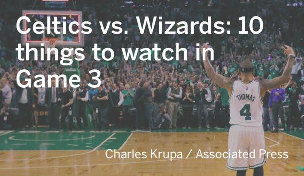 Can Isaiah Thomas replicate Game 2 magic? 10 things to watch in Boston Celtics vs. Washington Wizards Game 3 - MassLive.com