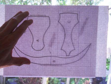 Making a 3D Bull's Head / Réaliser une tête de taureau en 3D   Atelier du Bricoleur (menuiserie)…..…… Woodworking Hobbyist's Workshop