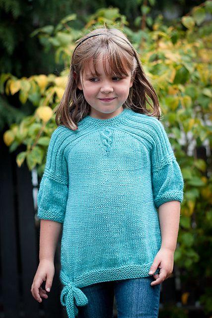 Пуловер для девочки. Обсуждение на LiveInternet - Российский Сервис Онлайн-Дневников