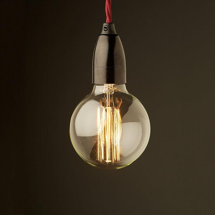 Ретро лампочки Эдисона, купить в интернет-магазине | The Fields