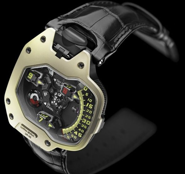 replica urwerk released a new futuristic watch the ur 110 zrn replica urwerk released a new futuristic watch the ur 110 zrn torpedo men s watches watches and the o jays